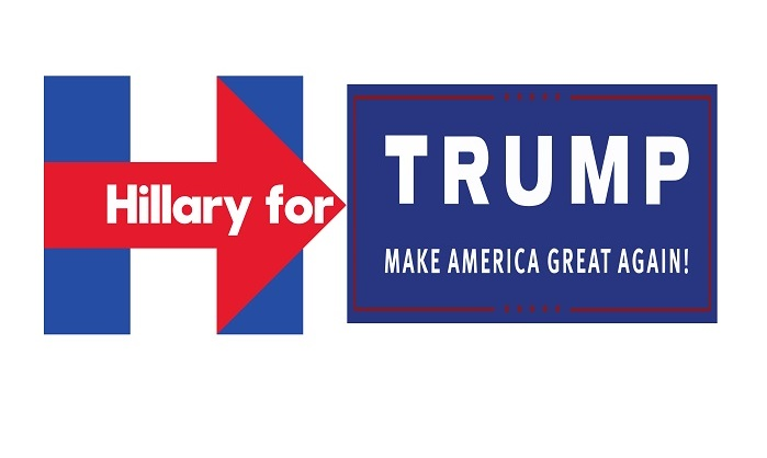 Hillary for Trump