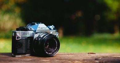 bildebevis med kamera